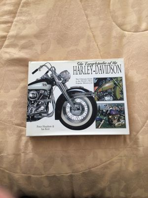 Harley-Davidson encyclopedias for Sale in Modesto, CA