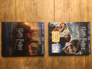 Harry Potter and the Deathly Hallows for Sale in Chapel Hill, NC
