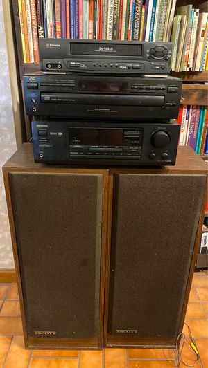 Scott Speakers (250 W) for Sale in Norfolk, MA