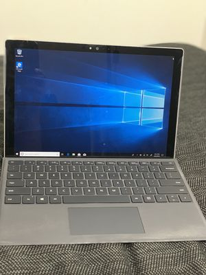 Microsoft Surface Pro 4 128GB, Wi-Fi, 12.3 inch - Silver for Sale in River Hills, WI