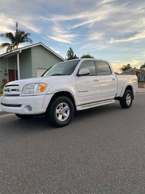 2006 Toyota tundra 4door double cab for Sale in Anaheim, CA