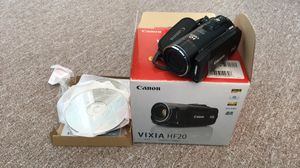 Canon camcorder for Sale in New York, NY