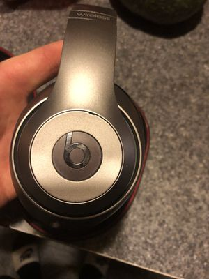 Beats Wireless studio headphones v2 for Sale in Middletown, PA