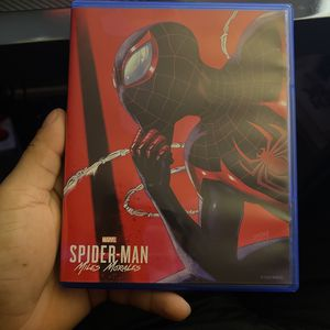 Spiderman: Miles Morales for Sale in Fort Worth, TX