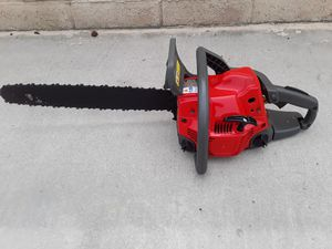 Shindawa Commercial Gas Chainsaw for Sale in Riverside, CA