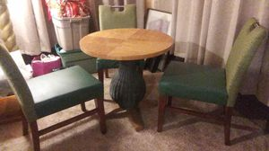 Table with 3 chairs for Sale in N REDNGTN BCH, FL
