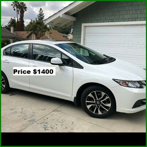 NoDown$1400 honda Civic for Sale in Annapolis, MD