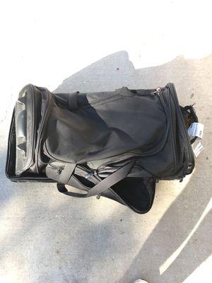 Member's Mark Condura Ballistic Black 30 in. Duffle Bag for Sale in Marble Falls, TX