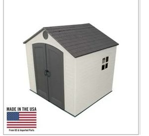 Shed Storage Lifetime 8' x 7.5' for Sale in Bloomington, CA