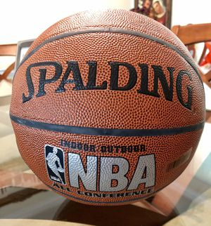 MANU GINOBILI Autograph Spalding Basketball, Submit your offer for Sale in Stone Mountain, GA