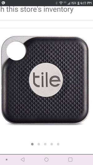 Tile Tracker for Sale in Johnson City, TN
