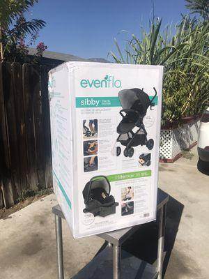 Evenflo Sibby travel system for Sale in San Bernardino, CA