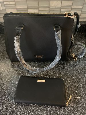 Brand new ALDO™ Scammell bag and Ligosullo wallet willing to trade and pay for a snowboard. for Sale in Las Vegas, NV
