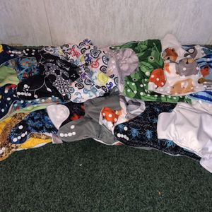 Cloth Diaper Collection for Sale in Montague, TX