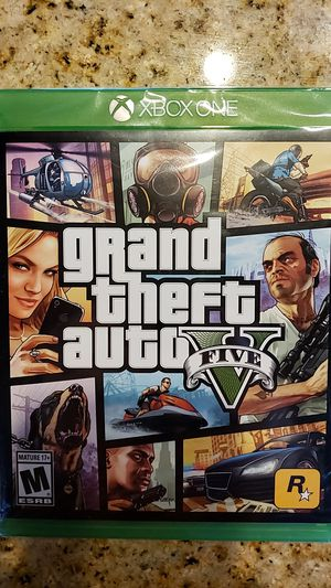 Grand Theft Auto V for Sale in Chicago, IL