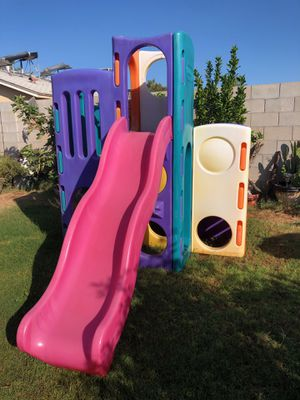 Little tikes climbing towers playground for Sale in Peoria, AZ