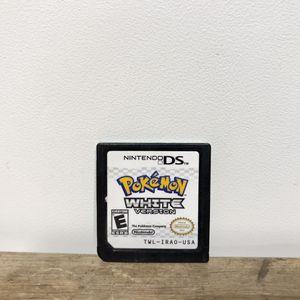 Pokemon White Version For Nintendo DS for Sale in Pleasant Hill, CA