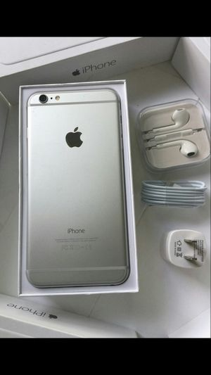 Iphone 6 plus (6+), 16GB - excellent condition, factory unlocked, includes new accessories for Sale in Springfield, VA