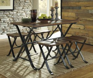 5 piece dining table set for Sale in Sweetwater, TX