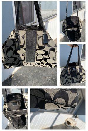 Authentic coach handbag for Sale in Modesto, CA