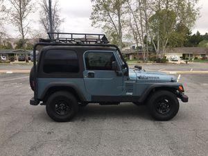 1997 Jeep Wrangler for Sale in Oak Park, CA