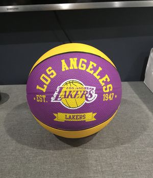 Lakers indoor basketball for Sale in Los Angeles, CA