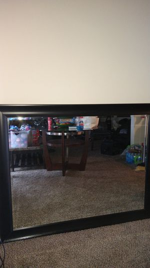 Large wall mirror for Sale in FAIRMOUNT HGT, MD