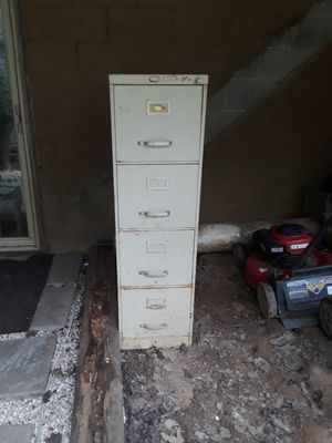 4 drawer filing cabinet for Sale in Westminster, SC