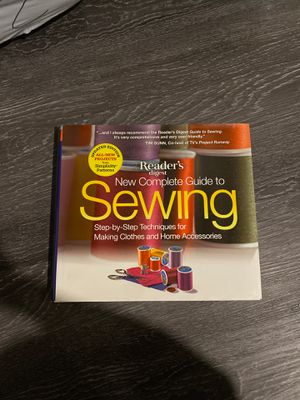 Book guide to sewing for Sale in Los Angeles, CA