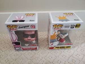 Bugs Bunny King and Diamond Energizer Bunny Target Exclusives NEW TARGET for Sale in Dearborn, MI