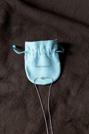 """Tiffany & Co 18"""" silver 925 chain for Sale in Tacoma, WA"""