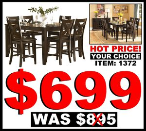 Dining 7 Pc $699 for Sale in Fremont, CA