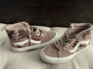 Vans Mid-Top Size 6 men's like new for Sale in San Jacinto, CA