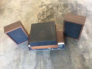OLD SCHOOL RECORD PLAYER w/8 TRACK. Excellent Condition $100 obo for Sale in Antioch, CA