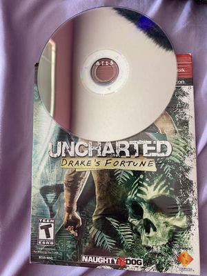 Uncharted drake's fortune for Sale in Santa Maria, CA