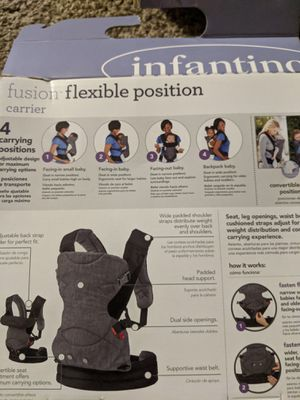 Baby carrier for Sale in Westerville, OH