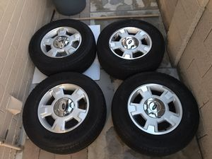Ford F-150 Wheels and Tires Set for Sale in Phoenix, AZ