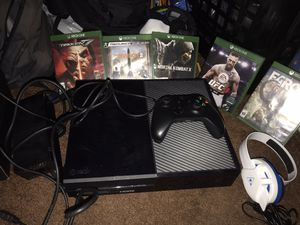 Xbox one for Sale in Hanford, CA