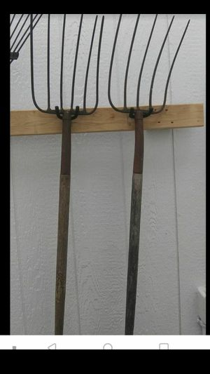 Pitch forks for Sale in Spanaway, WA
