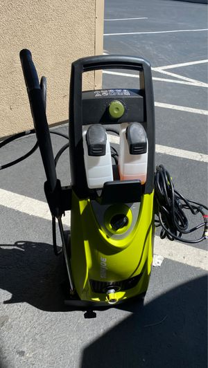 Sunjoe pressure washer for Sale in Daly City, CA
