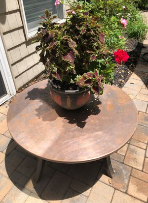 Copper Coffee Table for Sale in Severna Park, MD