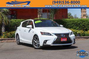 2017 Lexus CT for Sale in Costa Mesa, CA