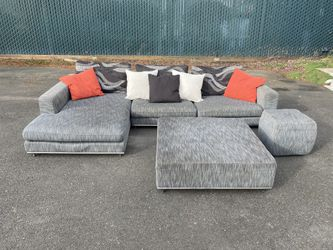 Scan Design Sectional Couch (Delivery Available) for Sale in Edmonds,  WA