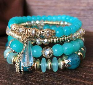 Blue Natural Stone Bracelet for Sale in Atlanta, GA