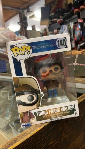 Funko Young Frank Walker: Tomorrowland x POP! Disney Vinyl Figure & 1 POP! #140 for Sale in Los Angeles, CA