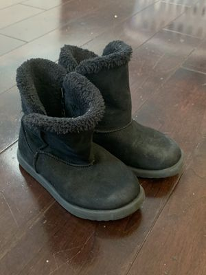 Girl Boots size 12 for Sale in Visalia, CA
