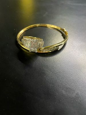 3k princess cut wedding ring with matching bracelet for Sale in Riverside, CA