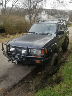 Toyota landcruiser for Sale in Pittsburgh, PA