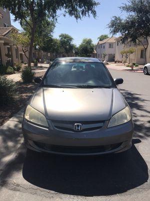 2005 Honda Civic LX Sedan 4D(1.7L I4 MPI) for Sale in Gilbert, AZ