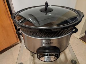 Rival Stoneware Crock pot Slow Cooker for Sale in Klamath Falls, OR